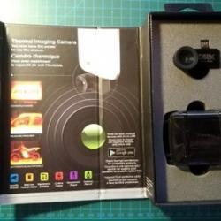 Kamera termowizyjna Seek Thermal Compact Android