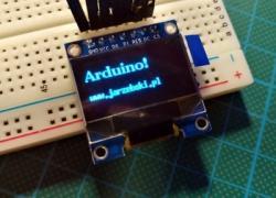 LCD OLED 0.96'' Blue SPI I2C SSD1306 ARDUINO RPi