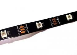 Taśma LED WS2812B - długość 1m - 30 diod/m